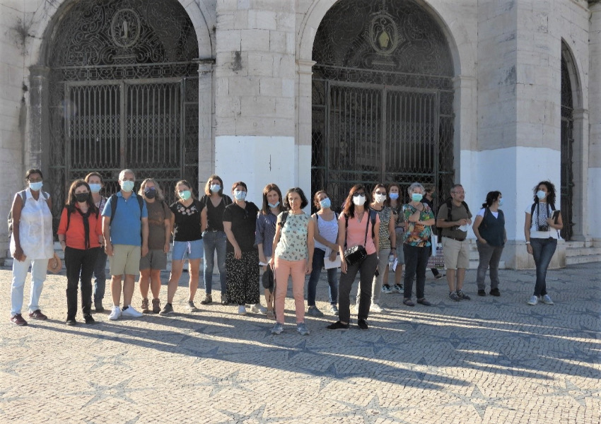 Do Jardim Tropical de Lisboa aos Geomonumentos